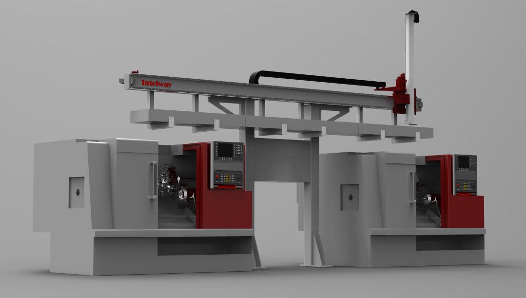 賽摩桁架機械手