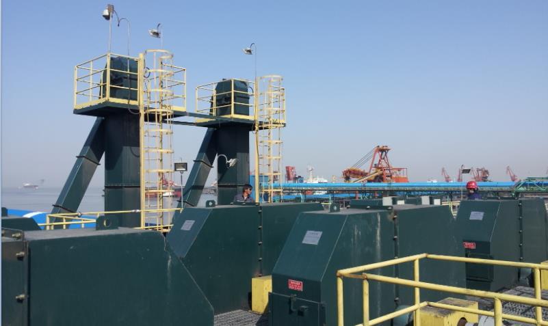 全国第二大港采样项目——唐山港采样系统千万级订单